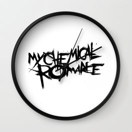 My Chemical Romance Wall Clock