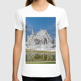 White Temple Thailand T-shirt