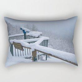 Aussichtspunkt Schwalbenthal Rectangular Pillow