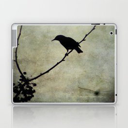 Oh Black Bird Laptop & iPad Skin