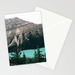 Peyto Lake II Stationery Cards