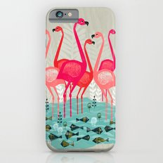 Flamingos by Andrea Lauren  Slim Case iPhone 6