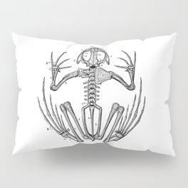 Frog skeleton Pillow Sham