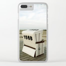 1568 Clear iPhone Case