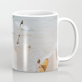 lets surf iii Coffee Mug