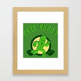 Free Hugs II Framed Art Print