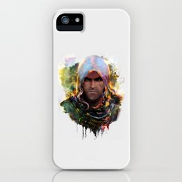 witchers creed iPhone Case