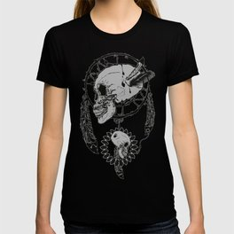 Dream Catcher Skull T-shirt