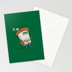 Pumpkin Spice Latte Bot Stationery Cards