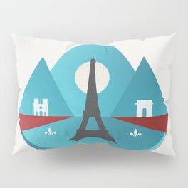 Paris - City of Light Pillow Sham