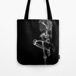Michael Undead Tote Bag
