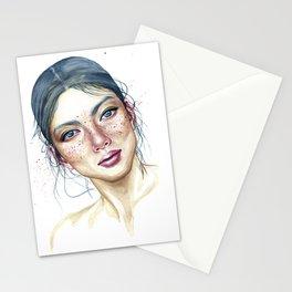 girl Stationery Cards