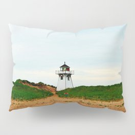 Stanhope PEI Lighthouse and Beach Pillow Sham