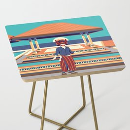 moroccan summer Side Table
