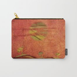 Cinnamon Trees Carry-All Pouch