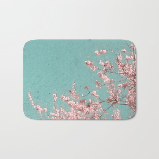 Spring Dream Bath Mat