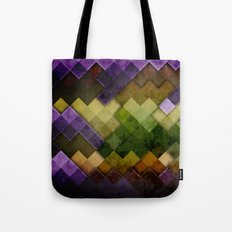 Abstract Cubes GYP Tote Bag