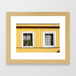 Windows II Framed Art Print