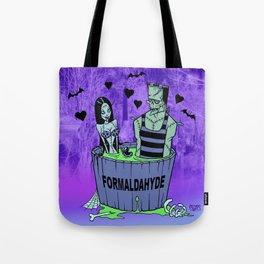 LOVE TUB  Tote Bag