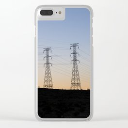 torres Clear iPhone Case
