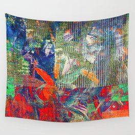 The Priest Maia Wall Tapestry