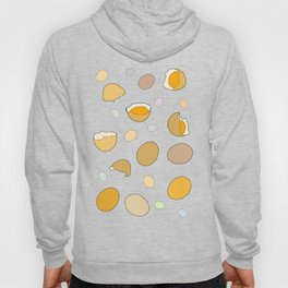 Space Eggs Hoody