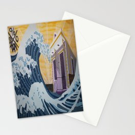 Through Hell & High Water Stationery Cards