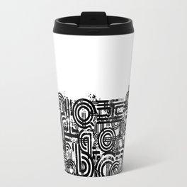 Disorganized Speech #2 Travel Mug
