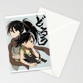 Hyakkimaru and Dororo Stationery Cards