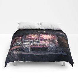 Underground Boxing Club NYC Comforters