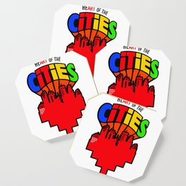#heArtoftheCities Coaster