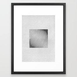 Neominimalist 3 Framed Art Print