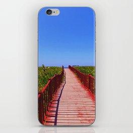 Santa Maria Del Mar iPhone Skin