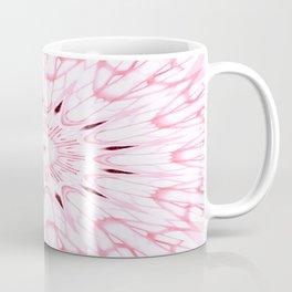 Rose Pink Mandala Explosion Coffee Mug