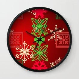 My Love of Christmas! Wall Clock