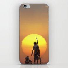 Rey of Sun iPhone & iPod Skin