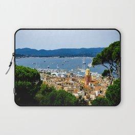 St. Tropez View Laptop Sleeve