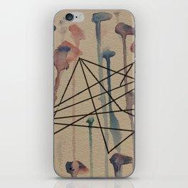 Organic Geometry iPhone Skin