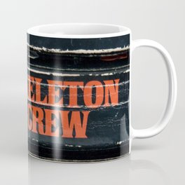 Stephen King Well-Worn Paperbacks Coffee Mug