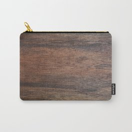 Walnut Carry-All Pouch