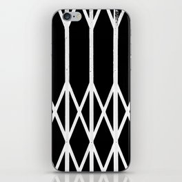 Parallel_003 iPhone Skin