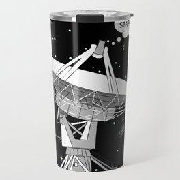 I love stargazing! Travel Mug