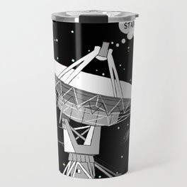 I love stargazing! Travel Mug