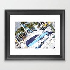 Marina  Framed Art Print