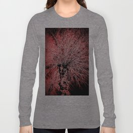 abstract   aaa Long Sleeve T-shirt
