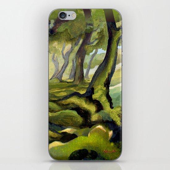 On The Edge iPhone & iPod Skin