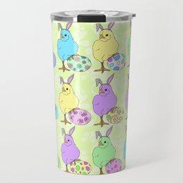 Easter Chicks Citrus 2 Travel Mug