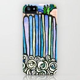 River Falls iPhone Case