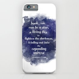 Expanding Universe iPhone Case