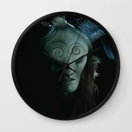 Pans Labyrinth Wall Clock
